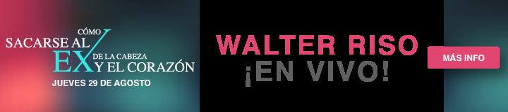 Cómo sacarse al ex de la cabeza y el corazón - Walter Riso